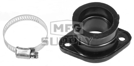 07-479-1 - Polaris Carb Flange replaces 3085013. Fits many 80's and 90's Snowmobiles & ATVs. Look at detail description.