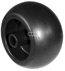 "7-6917 - 5"" X 2.75"" Deck Wheel, 2-1/2""Offset, 5/8"" Center Hole"