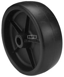 "7-6919 - 6"" X 2"" Deck Wheel,2-1/8"" Offset, 5/8"" Ch"