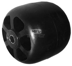 "7-8300 - 3.75"" to 3.8125"" Kubota 76559-46250, 76543-46250 Roller Wheel"