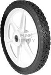 "7-9156 - Universal Plastic Spoke Wheel 16"" X 1.75"""