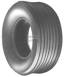 8-10430 - 13x6.50x6, 4 ply tubeless Rib Tread tire.
