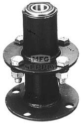 "8-369 - Rear Hub Assembly 5/8"" Bearing 5"" Hub"