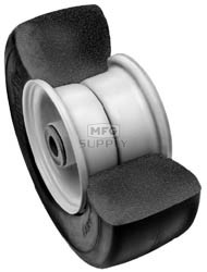 8-8494 - 9X350X4 Caster Wheel Assem For Gravely
