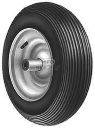 """8-871 - 400 X 6"""" Wheelbarrow Wheel Assembly"""