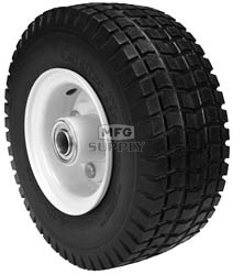 8-8867 - 9X350X4 Solid Wheel Assem For Velke
