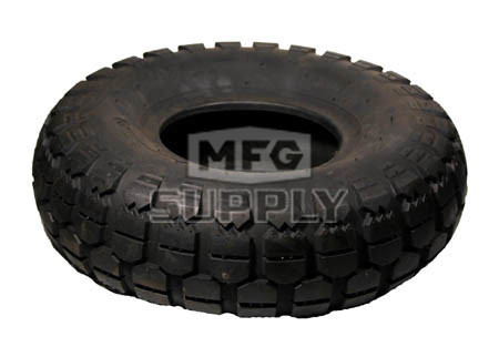 8-9324 - 530X450X6, 2Ply Tube Type Knobby Tread Tire
