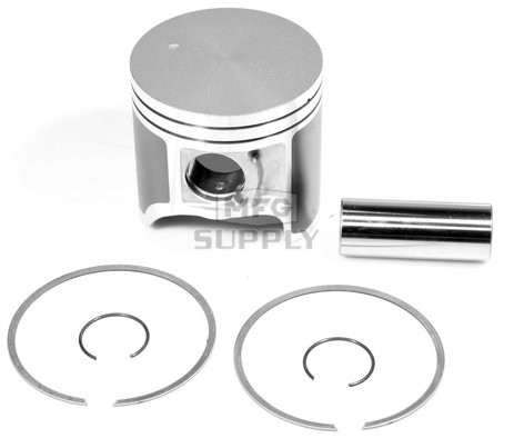 09-141 - OEM Style Piston Assembly, 03-06 Arctic Cat 500cc twin. Firecat, Sabercat, M5