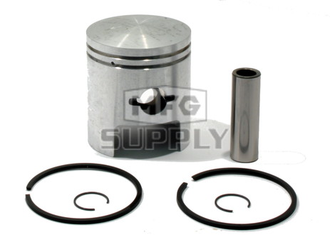 09-685 - OEM Style Piston assembly. Arctic Cat & John Deere 340cc twin Kawasaki engines. Std size