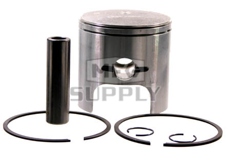 09-689 - OEM Style Piston assembly. Arctic Cat 440cc twin Kawasaki engine. Std size