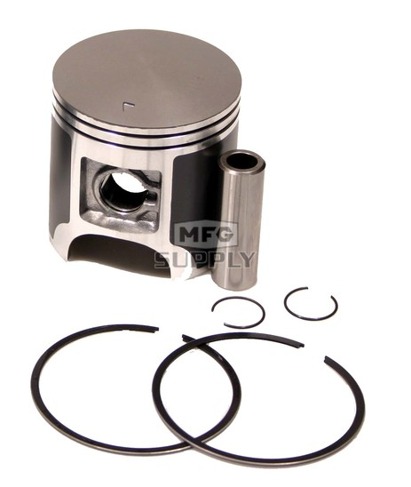 09-716-4 - OEM Style Piston assembly for 95-00 Polaris 597 triple. .040 oversize