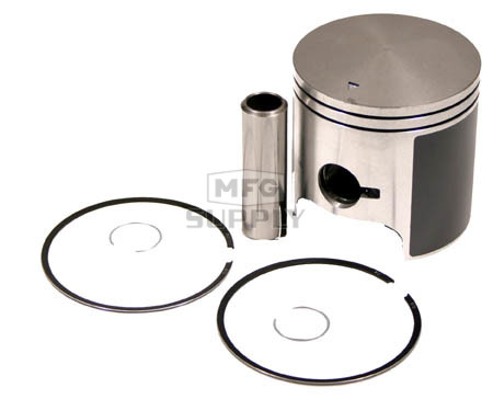 09-726 - OEM Style Piston Assembly for 97-newer 488cc L/C twin.