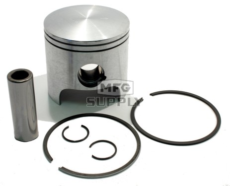 09-728 - OEM Style Piston Assembly. 00 and newer Polaris 600cc twin.