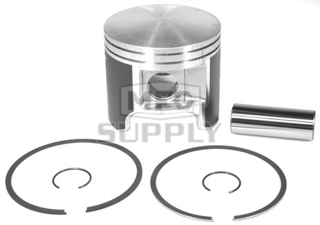 09-730 - OEM Style Piston Assembly, 01-05 Polaris 800 twin. Std Size.