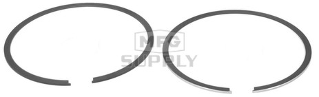 R09-730 - OEM Style Piston Rings, 01-05 Polaris 800. Std Size.