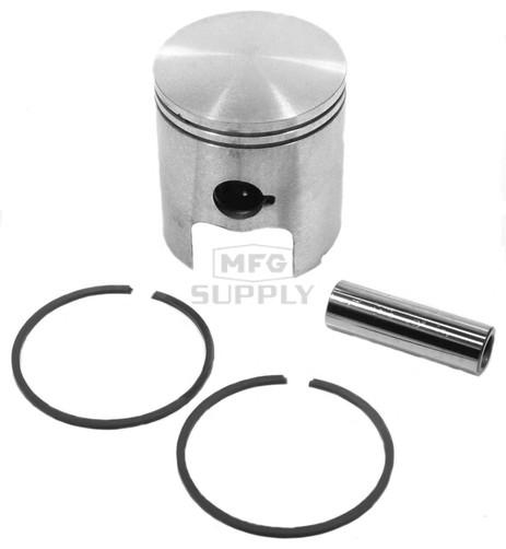 09-740 - 71-96 Ski-Doo Elan Single Cylinder Piston Assembly