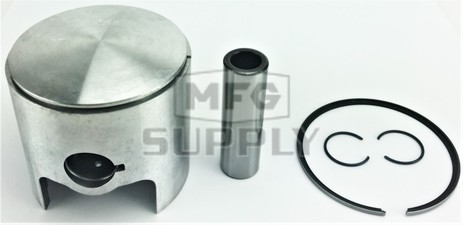 "09-760-4 - OEM Style Piston assembly. 79-82 Ski-Doo Blizzard 9500. .040"" Oversized."