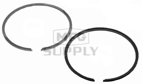 R09-761-4 - OEM Style Piston Rings for 78-95 Ski-Doo 437 & 463 twin. .040 oversize.