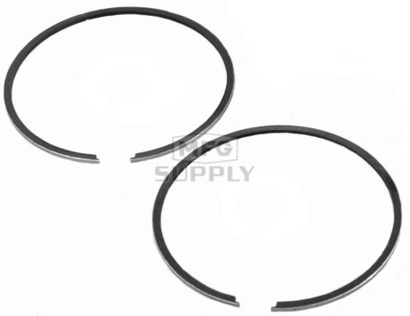 R09-774 - OEM Style Piston Rings for 95-99 Ski-Doo 599cc triples. Std size.