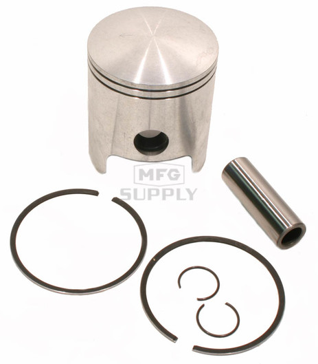 09-802 - OEM Style Piston assembly for Yamaha 78-00 338cc double ring. Std