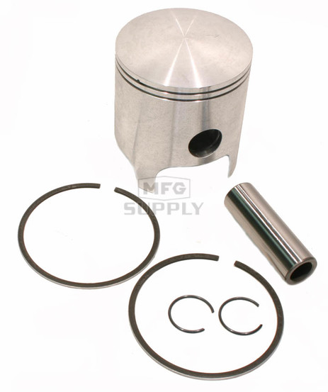 09-806P - OEM Style Piston assembly for 75-81 Yamaha 433cc twin. Std size