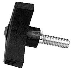"10-10358 - Clamping Knob 3/8""-16 Male"