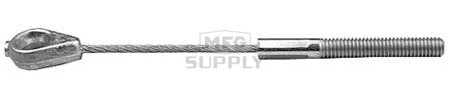 "10-10704 - Snapper Deck Lift Cable. Fits 33""-42"" decks. 6-1/2"" length"