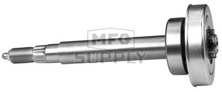 10-11592 - Spindle Shaft replaces AYP 187291
