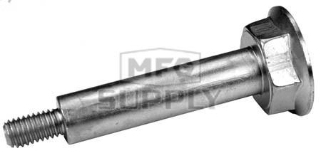 10-12017 - Anti Scalp Wheel Axle replaces EXMARK 103-5364