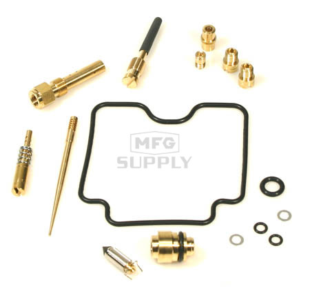 AT-07145 - Complete ATV Carb Rebuild Kits for 2000 Yamaha YFM400 Kodiak