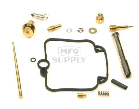 AT-07162 - Complete ATV Carb Rebuild Kits for 98-01 Yamaha YFM600 Grizzly