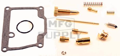 1003-0080 - ATV Complete Carb Rebuild Kits Polaris 96-00 Trail Blazer, 00 Xplorer