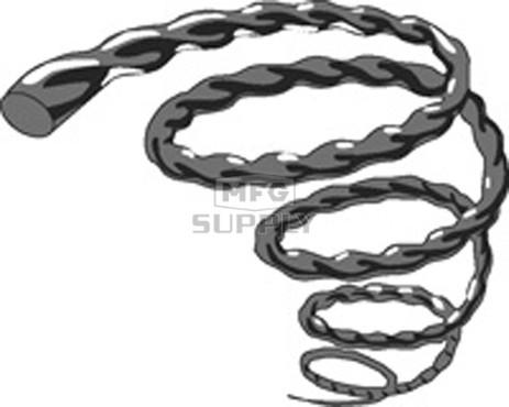 27-12160-Black Vortex Professional Trimmer Line