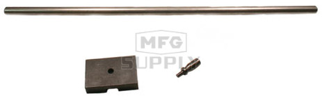 """102616 - Handle, Punch & Anvil for Chain Breaker for 3/4"""" pitch Harvester Chain"""