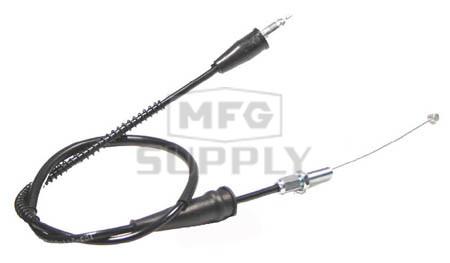 103-211H - Kawasaki Dirt Bike Throttle Cable. 88-04 KX60, 00-04 KX65