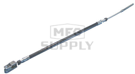 103-280H - Kawasaki ATV Foot Brake Cable. 88-03 KLF220A, 03-05 KLR250A.