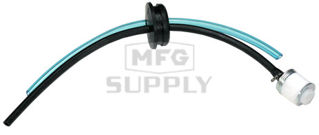 27-10468 - Fuel Line/Filter/Grommet Assembly for Homelite, Kawasaki, & Ryobi.