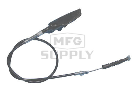 105-068H - Yamaha Dirt Bike Clutch Cable. 84-92 YZ80.