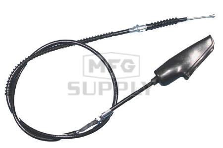 105-129H - Yamaha Dirt Bike Clutch Cable. 89-93 YZ125, 92 WR200