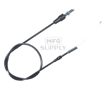 105-153H - Yamaha Throttle Cable. 94-95 YFM350ER, 93-05 YFM350X.
