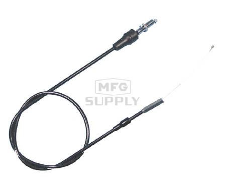 105-153H - Yamaha Throttle Cable. 94-95 YFM350ER, 93-05 YFM350X.