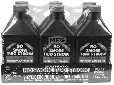 32-11600 - Two-Cycle Engine Oil (Smoke Free)