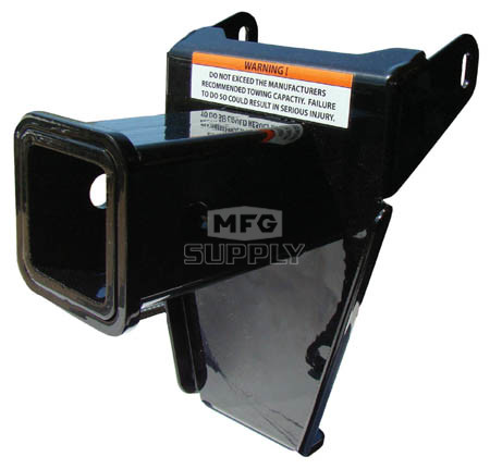 """1174CMP - Yamaha Grizzly 350/400/450 2"""" Receiver Hitch (IRS models only)"""