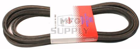 12-10033 - Dixie Chopper Deck Belt. Replaces 9907B112