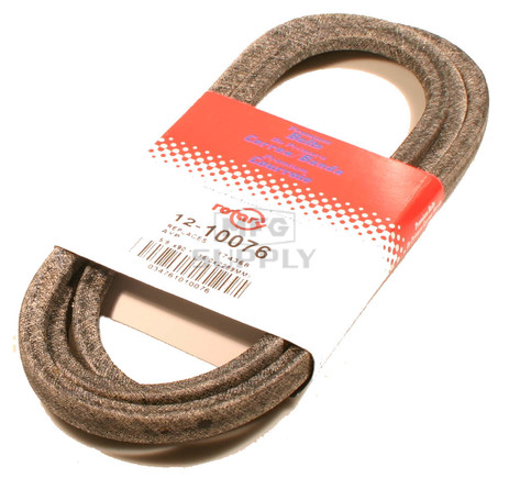 12-10076 - Primary Drive Belt replaces AYP 174368