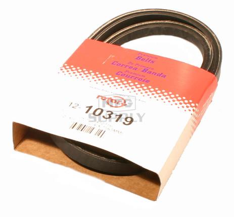 12-10319 - Pump Drive Belt replaces Scag 482716