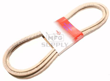 """12-10849 - Hustler/Excel Deck Belt. Fits Mini Z & Super Z 52"""". Replaces 786483"""