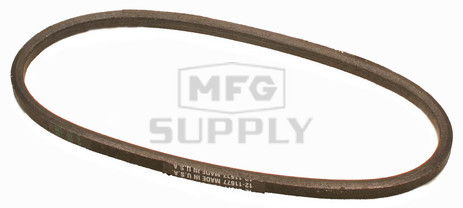 12-11677 - Drive Belt replaces Snapper 7046784