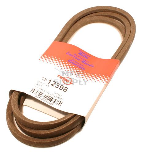 12-12398 - Deck Belt replaces AYP 401603