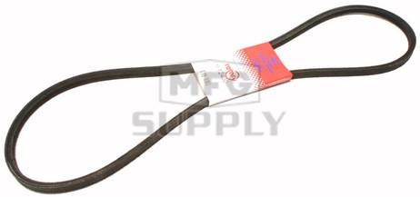 12-12400 - Deck Belt replaces Poulan 539-110411
